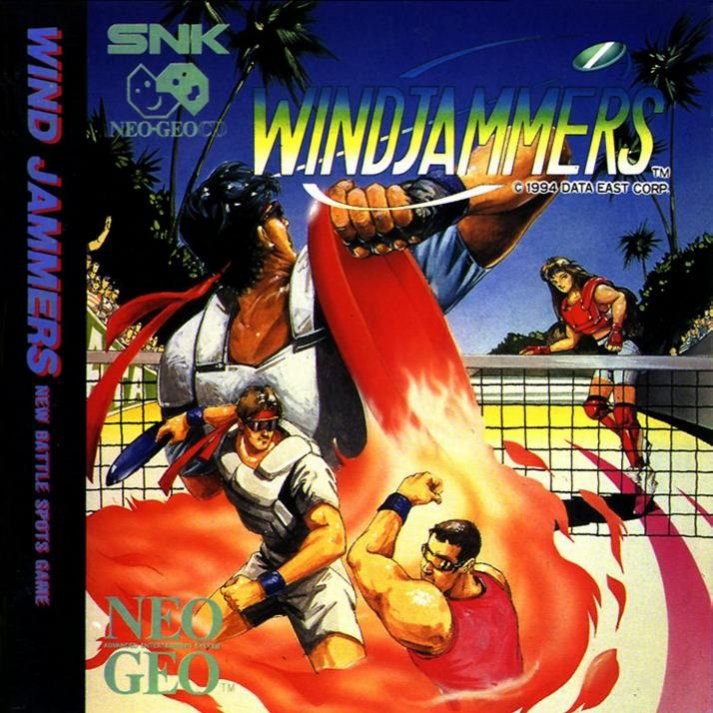 descargar roms neo geo windjammers