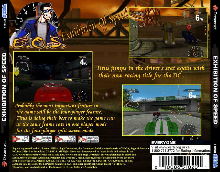 Sega Dreamcast Games CUSTOM e Game Cover Box Art