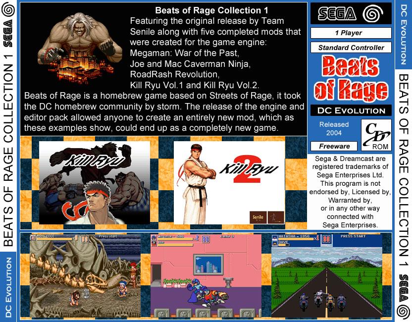 Sega Dreamcast Homebrew Game Covers Box Scans Box Art CD Labels Cart