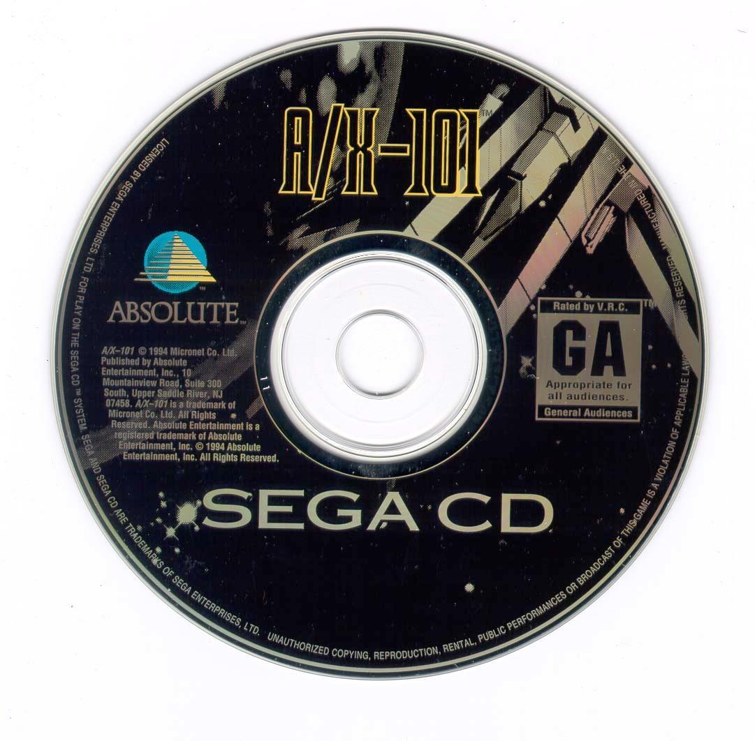 Sega Mega Cd Disc Scans A Game Covers Box Scans Box Art Cd