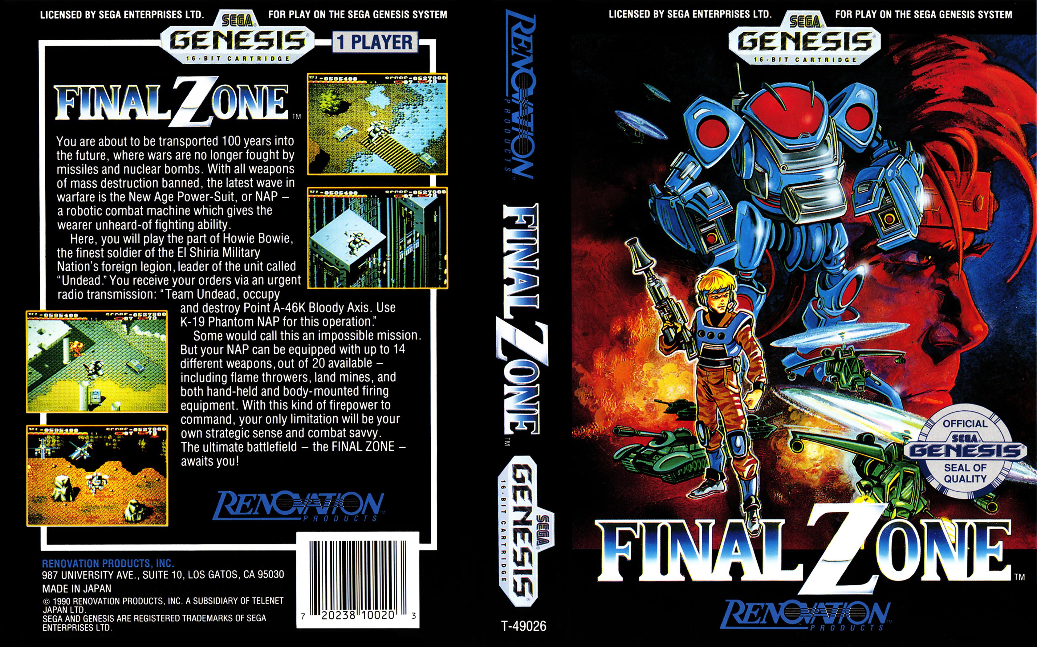 Sega Megadrive Genesis F Game Covers Box Scans Box Art CD