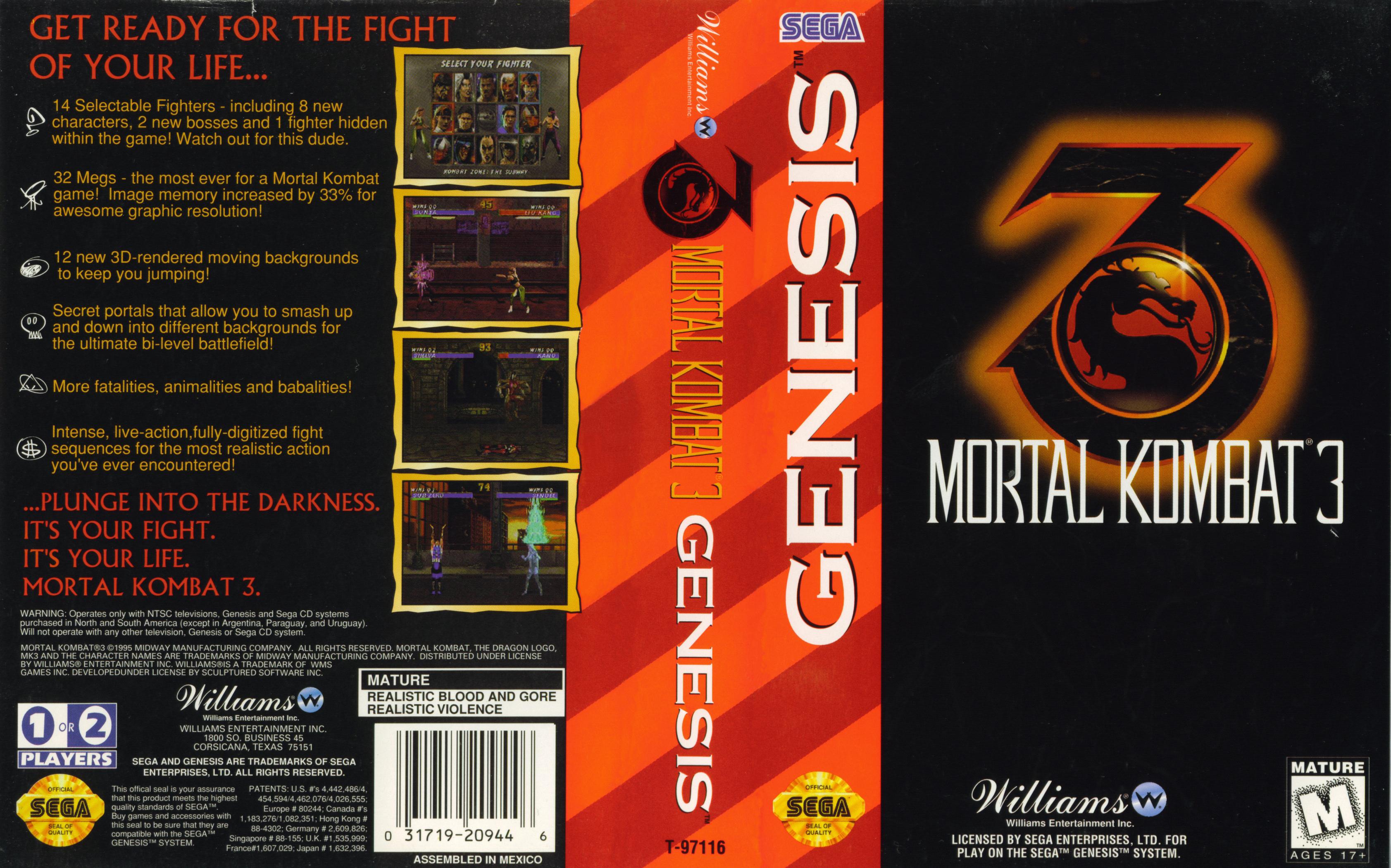 Sega Megadrive Genesis M Game Covers Box Scans Box Art CD Labels