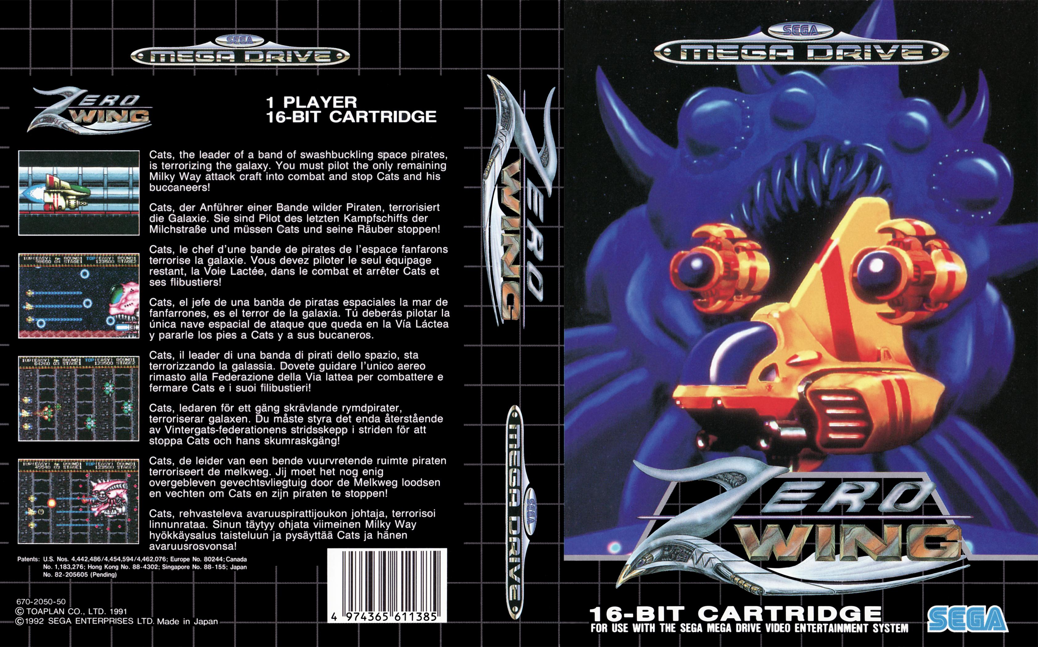 sega megadrive genesis z game covers box scans box art cd