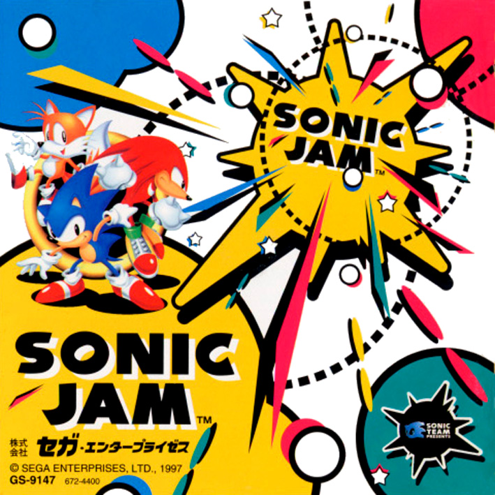 Classic Era Conclusion - The Sonic Jam | NeoGAF